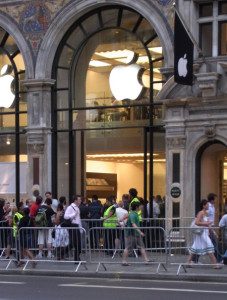 Apple Store Hyde Park London