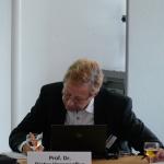 Prof. Dr. Dieter Hassenpflug (Bauhaus-Universität Weimar)
